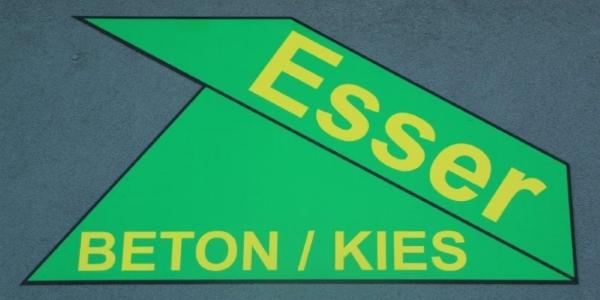 Josef Esser Sand und Kies GmbH, Werk Sandersmaar